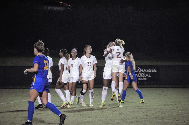 The Seminoles dominated from the start of the game and secured a 5-0 victory over Pitt.