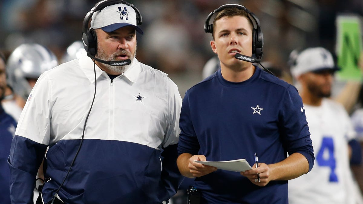 Cowboys look to keep Eagles guessing with OC Kellen Moore's evolving offense