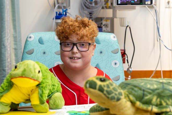 Jayson Stulsas became the fifth person to receive a heart transplant at Dell Children's Medical Center. Stulsas' case was complicated, which has become a specialty of the Austin transplant program.