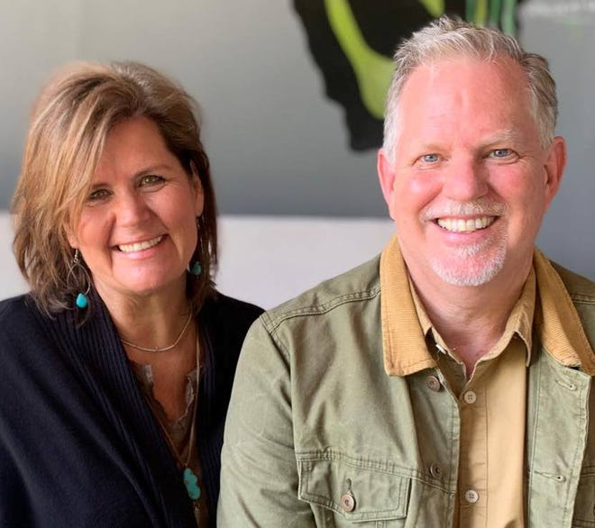African missionaries Joel and Stephanie Midthun will speak this weekend, Oct. 2 and 3, at Trinity Lutheran Church, 508 Center St., Ashland.