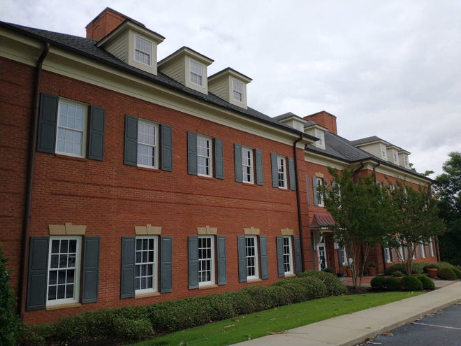 The PMPED law offices in Hampton.