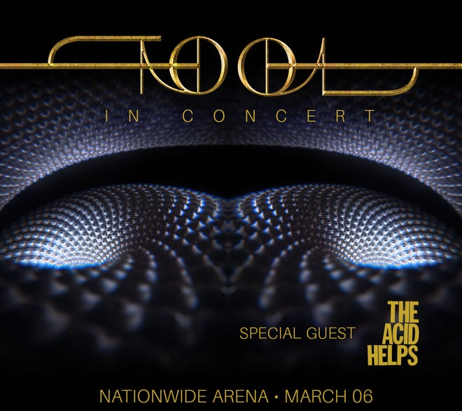 Los Angeles-based band Toolwill play at Nationwide Arena on March 6, 2022 as part of the group's highly anticipated tour.