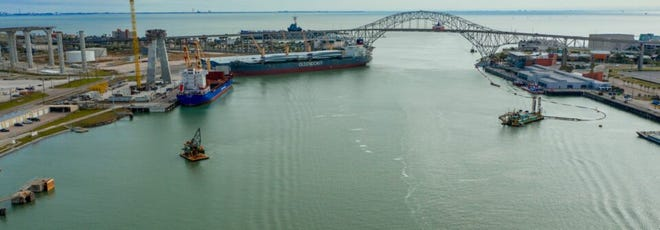 Army Corps of Engineers Awards Great Lakes Dredge & Dock Phase 3 Contract for Port of Corpus Christi Channel Improvement Project