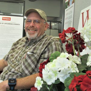 OSU Extension Agriculture and Natural Resources Educator Gary Graham does not expect the annual change of seasons in Holmes County to be as showy as usual because of the dry conditions.