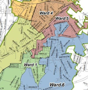 The City of Lexington will soon be starting the processes of redistricting voting wards based on the 2020 U.S. Census