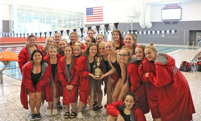 The Coldwater Lady Cardinals won the championship of their home tournament on Saturday, winning the Coldwater Cardinal Invite