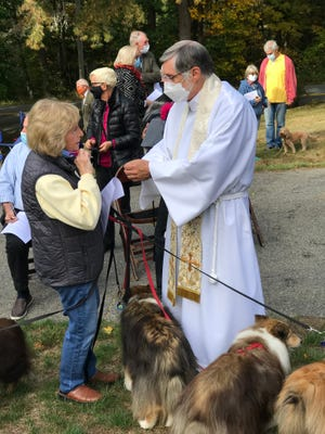 St. Peter's by the Sea Episcopal Church, 535 Shore Road, Cape Neddick, is celebrating the Feast of St. Francis of Assisi with a Blessing of the Animals liturgy.