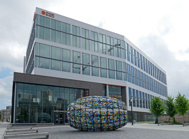 The Wexford Innovation Center in Providence.