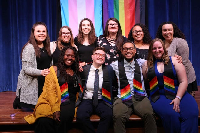 LGBTQ+ Kent State University students are celebrated annually at their Lavender Graduation ceremony.
