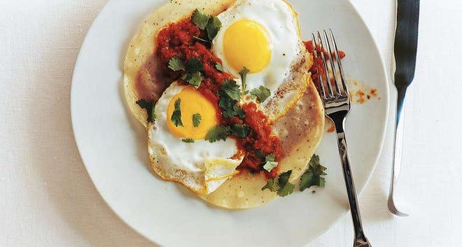 Tamale House's Classic Breakfast Taco