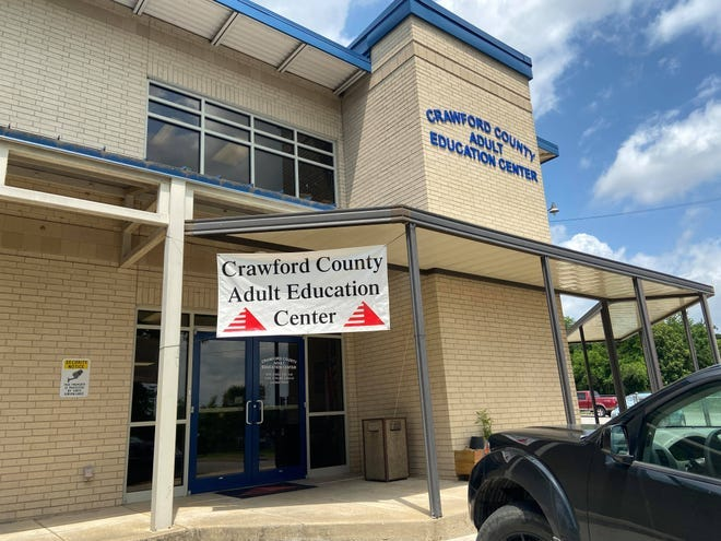 Crawford County Adult Education Center has been recognized for its alternative sentencing program.