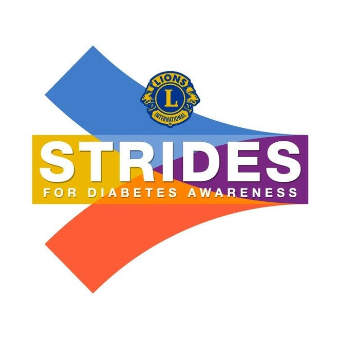Strides for Diabetes Awareness is on Saturday, Oct 6, at Century Park