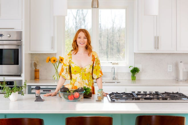 """Alicia Witt has a new album, """"The Conduit,"""" which came out last week, and next week, her book """"Small Changes: A Rules-Free Guide to Add More Plant-Based Foods, Peace & Power to Your Life,"""" comes out on Harper Horizons."""