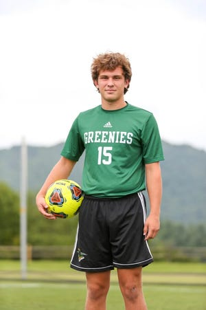 Christ School sophomore Ethan Rose is the Citizen Times' Athlete of the Week!
