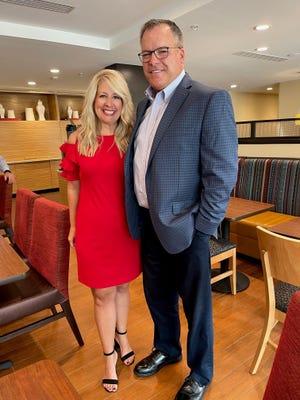 Michelle and Steve Ritzhaupf