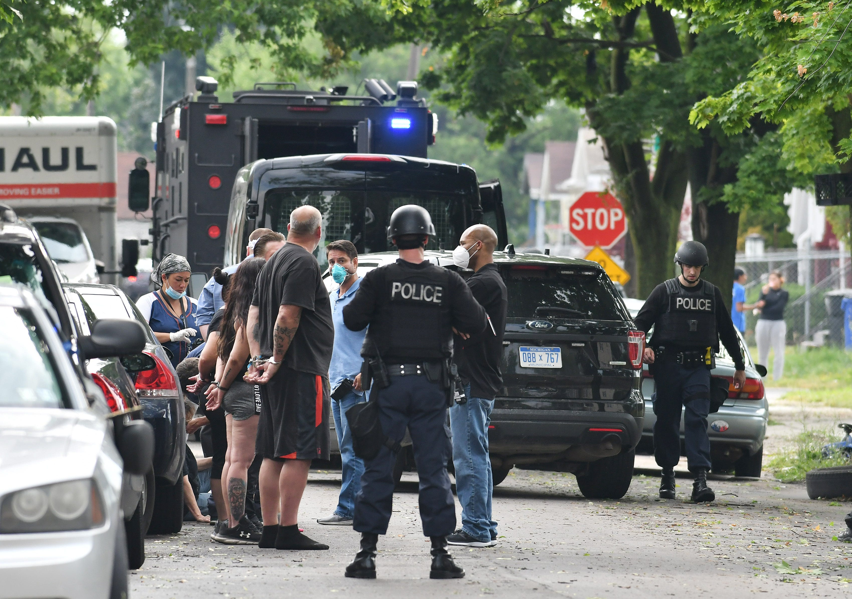 Detroit remains among nation's most violent big cities, FBI statistics show