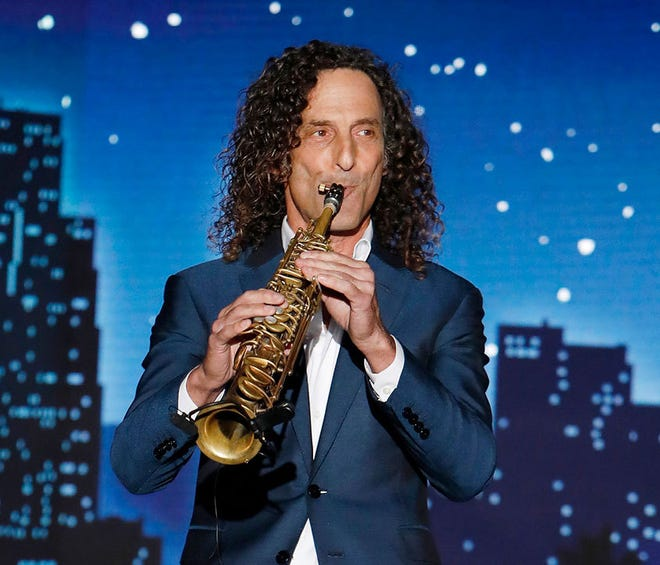 Kenny G will perform a holiday concert on Dec. 3 at the new Resch Expo.