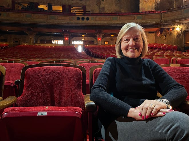 From choreographer to director, Clare Cooke has worn many hats throughout her multiple decades with the Marion Palace Theatre.