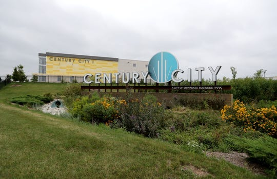 A city recycling center is being discussed for Milwaukee's Century City Business Park.