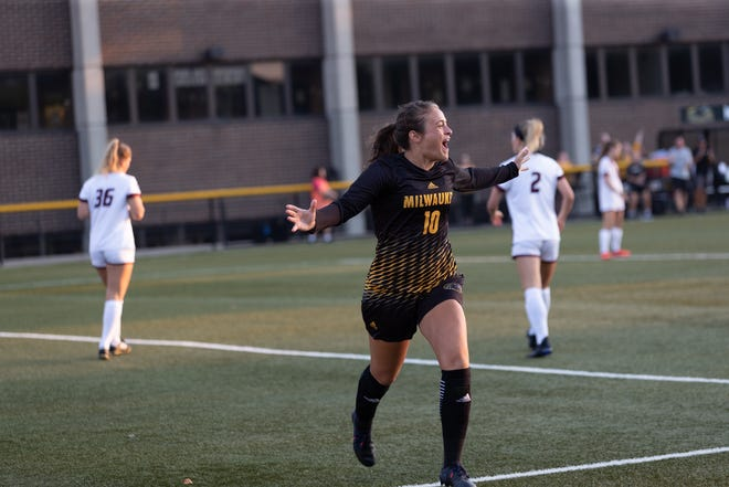 Jelena Sever found herself in the NCAA record book when she scored 3 seconds into a match for the powerhouse UW-Milwaukee women's soccer team.