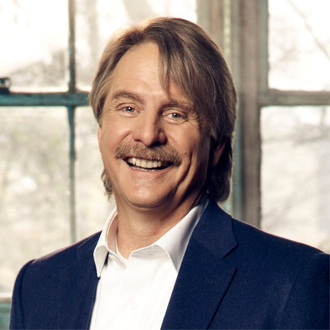 Jeff Foxworthy is coming to the Montgomery Performing Arts Centre on Thursday.