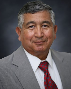 Leo Estrada seeks another term to the Ward 2 Carlsbad City Council seat in November 2021.