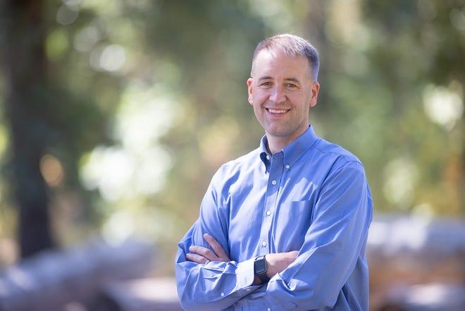 Oregon Treasurer Tobias Read