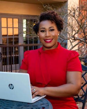 Denishia Sword started Notable Impressions, a nonprofit professional development agency that helps their clients prepare for and navigate the professional world.