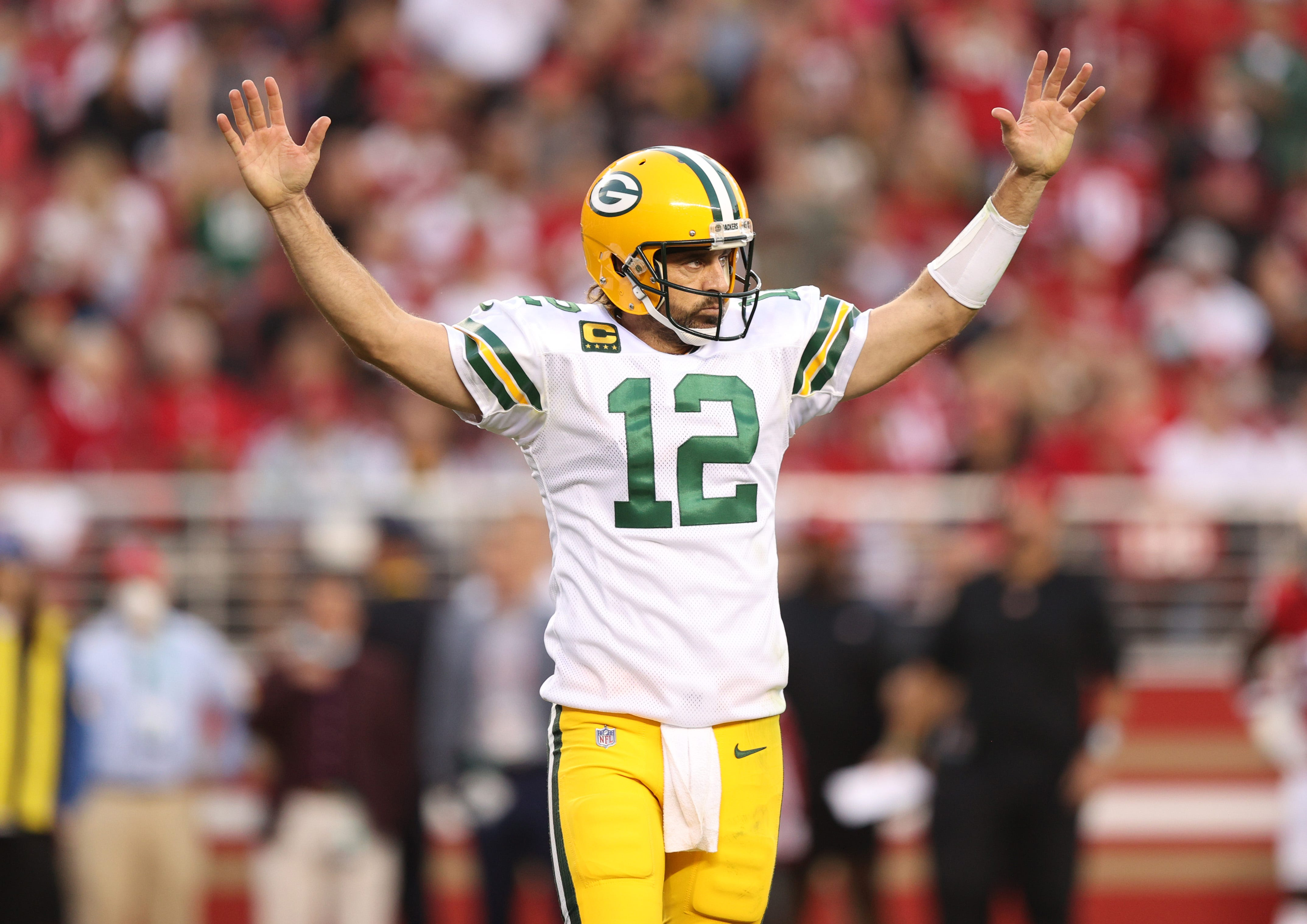 Aaron Rodgers, Mason Crosby rescue Packers with last-minute drive to sink 49ers