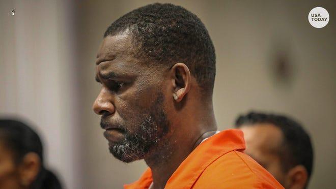R Kelly bị kết tội, bị kết tội lừa đảo trong phiên tòa xét xử buôn bán tình dục