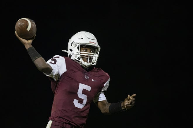Linden-McKinley quarterback Chris Towns helped lead the Panthers to a start of 5-1 overall and 3-0 in the City League-North Division before playing Beechcroft on Sept. 30.