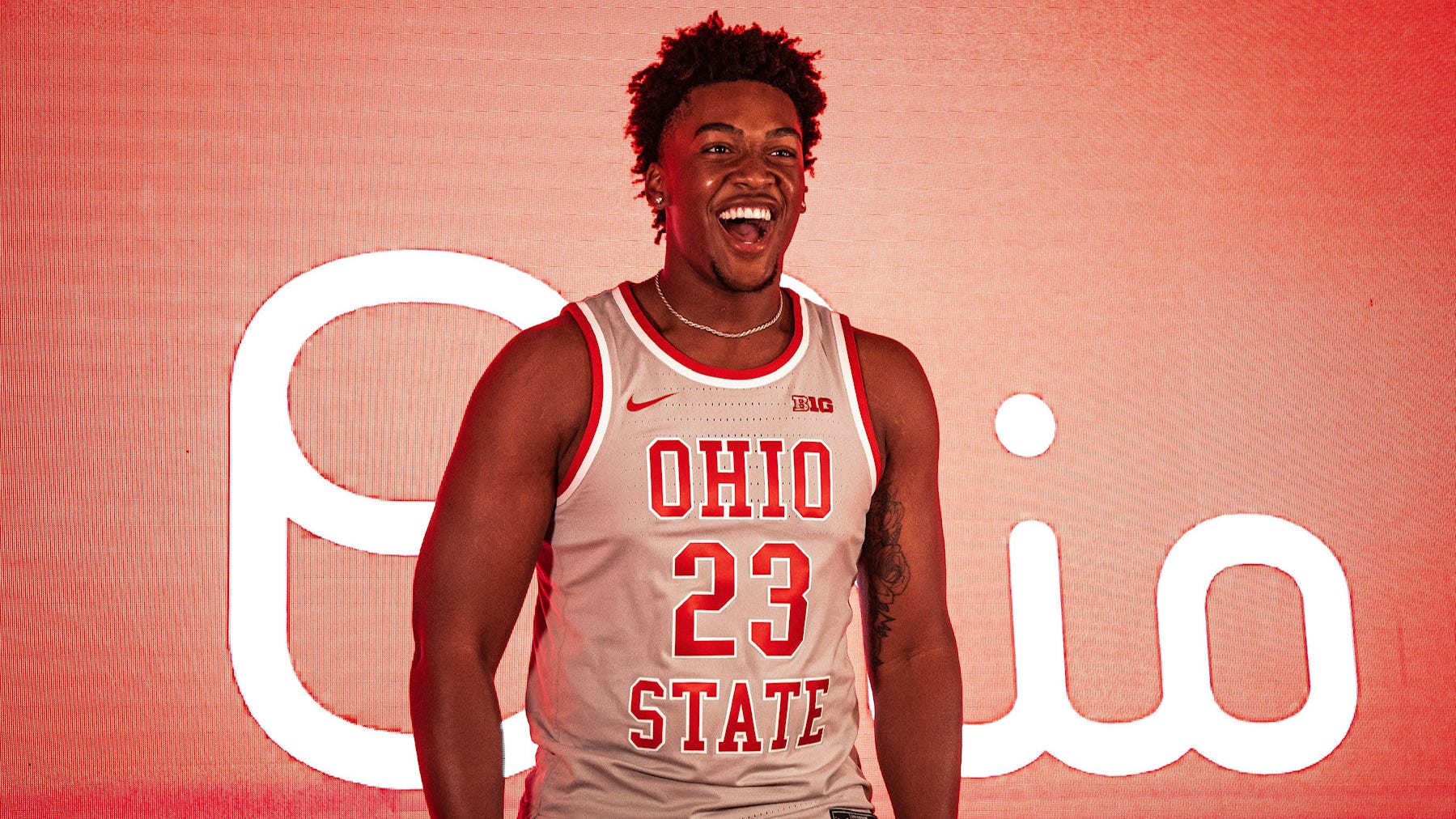 Ohio State lands commitment from four-star 2022 forward Brice Sensabaugh