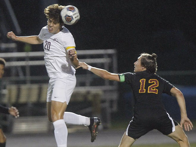 Senior forward Chase Alwood, who was second-team all-state in Division II last season at Bloom-Carroll, led Canal Winchester with 11 goals through 11 games.