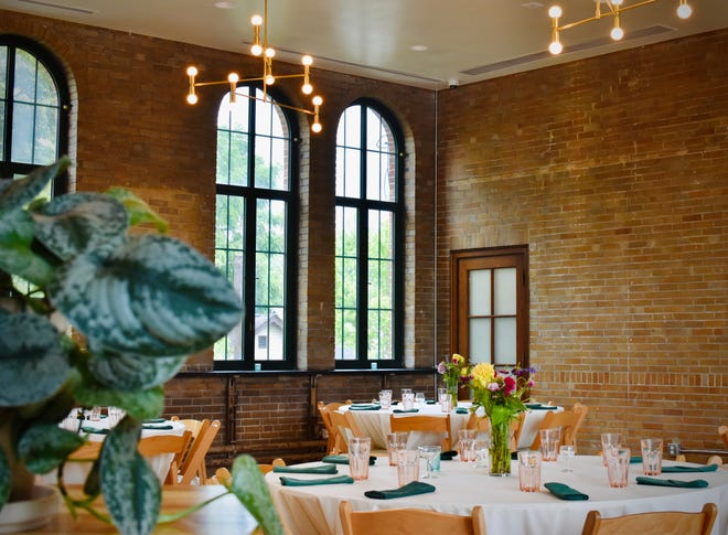 Inside Understory's event space