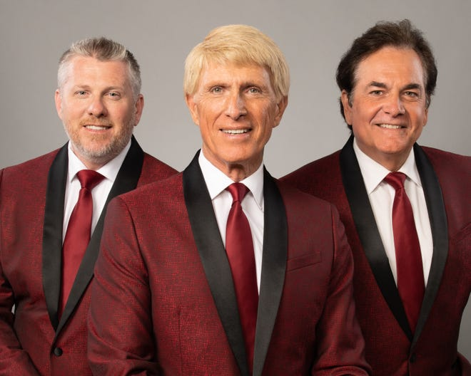 The Lettermen will performing at the Lions Lincoln Theatre in Massillon at 7:30 p.m. Saturday, Oct. 9.