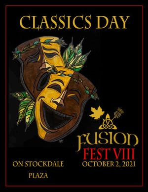 The annual theatre festival has fused with the College's Classics Day V, and both events will begin at 1 p.m. Oct. 2 on Dunlap Terrace outside the Stockdale Student Center. FusionFest VIII will last until around 3 p.m., with Classics Day continuing until 4 p.m.
