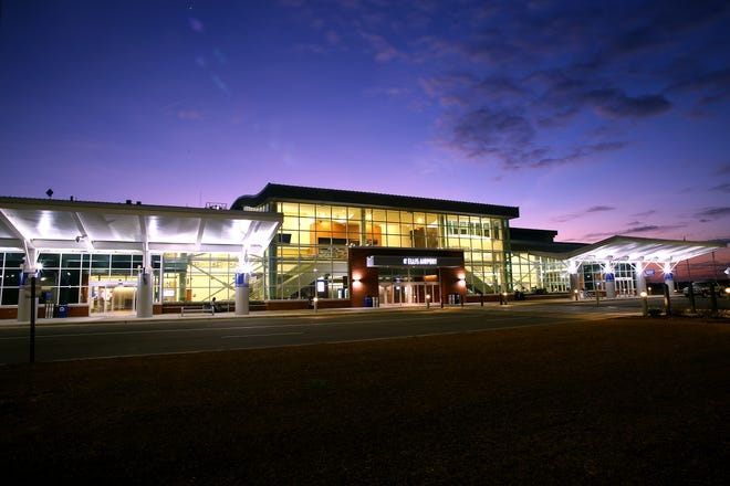 Albert J. Ellis Airport is celebrating 50 years of service to Onslow County and the surrounding region.