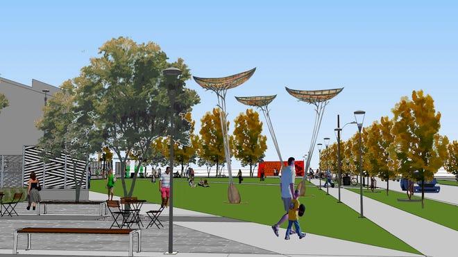 The Freeport Art Museum announced the installation of Atlanta-based artist Corrina Sephora's site-specific sculpture.