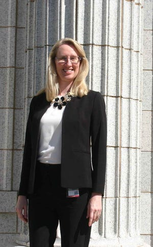 Penny Holler is the new assistant city manager of Leavenworth.