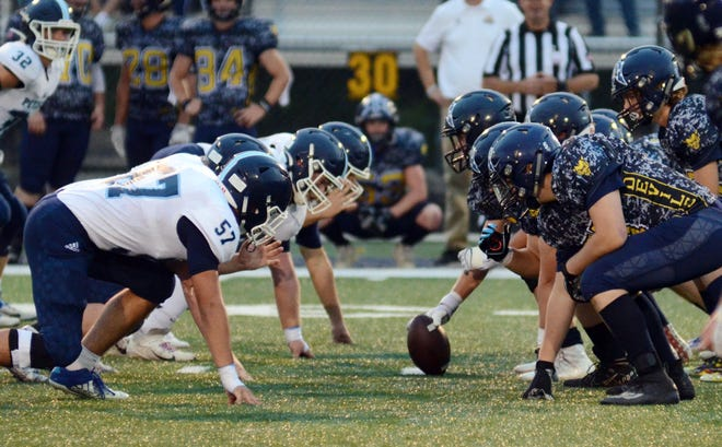 Petoskey and Gaylord football will still keep their rivalry, though they're now left scrambling to fill six non-league games after being denied access into the Northern Michigan Football Conference.