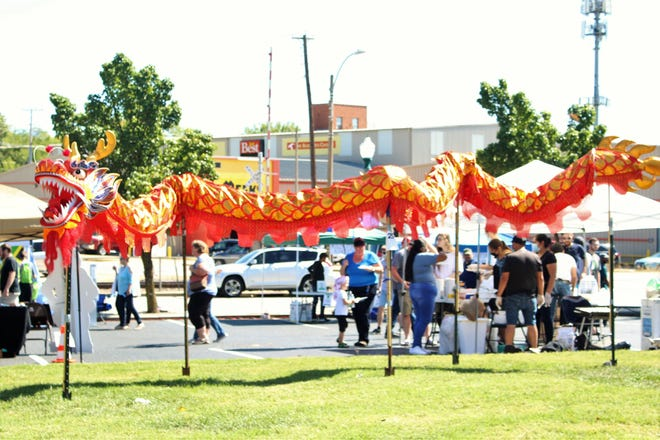 Celebration of Nations returned to downtown Rolla on Saturday.