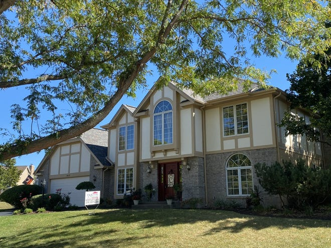 This home at 3625 Zermatt Ct. in Rockford is on the market for $325,000.