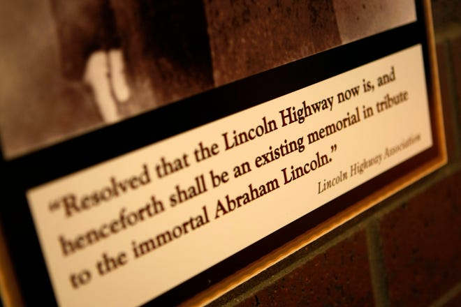"""The History Museum in South Bend presents """"Insights in History - The Lincoln Highway"""" on October 6."""