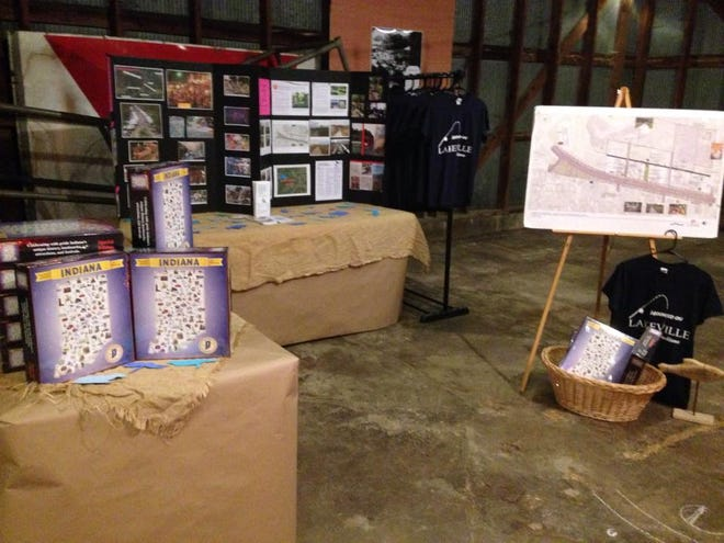 The town of Lakeville presents its fifth annual fall festival Oct. 9 at the Wetland Barn Community Center.
