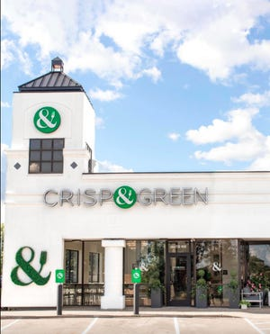 Crisp & Green, a Minnesota-based fast-casual healthy restaurant, is opening locations in Florida.