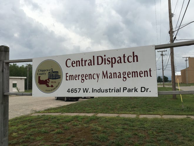 Chippewa County Central Dispatch is located at 4657 W. Industrial Dr. in Kincheloe.