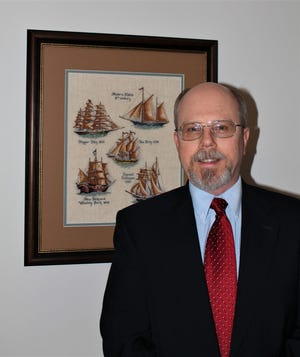 Robert M. Browning Jr, Ph.D., graduated from the University of North Carolina Wilmington and became chief historian of the U.S. Coast Guard.