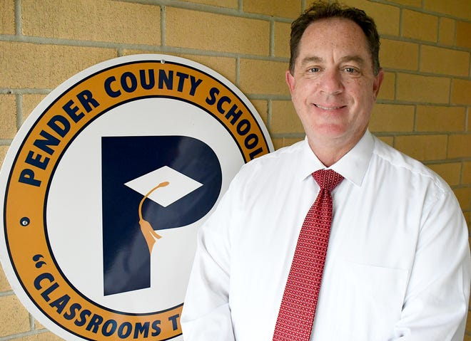 Bob Fankboner, also known as Bob Bonner, was named Pender County Schools' new marketing and communications coordinator after a long career in broadcast journalism in the Wilmington area.