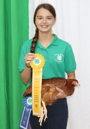 Phoenix Bates, asixth-grade student at Sardis Middle School, won the state Golden Egg Contest.