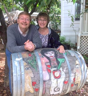 Bob and Susie Faehn